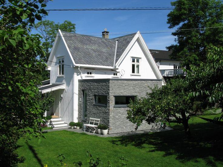 Tilbygg til bolig, Nærsnes -Helle Sjåvåg sivilarkitekt mnal