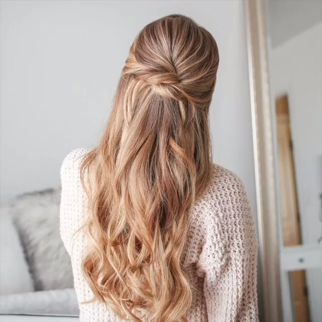 hair tutorial video #braidstyles #hairtutorial #hairvideos #braidedhair #dutchbraids #frenchbraid #videotutorial #longhairstyles #braidsforlonghair