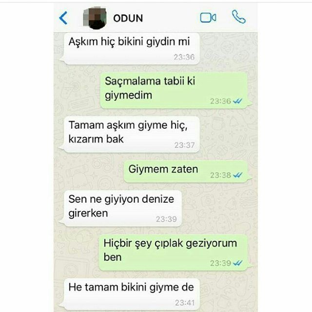 Aman aşkım. #diyalig #yazışma #mizah #komedi #komik #whatsapp http://turkrazzi.com/ipost/1514753279928673546/?code=BUFfBUkgaUK