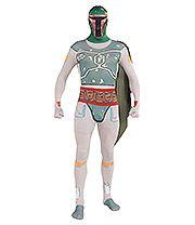 Rubies 2nd Skin Star Wars Boba Fett Costume