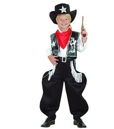 Cowboykostuum kinderen #cowboy #cowboypak #cowboykostuum