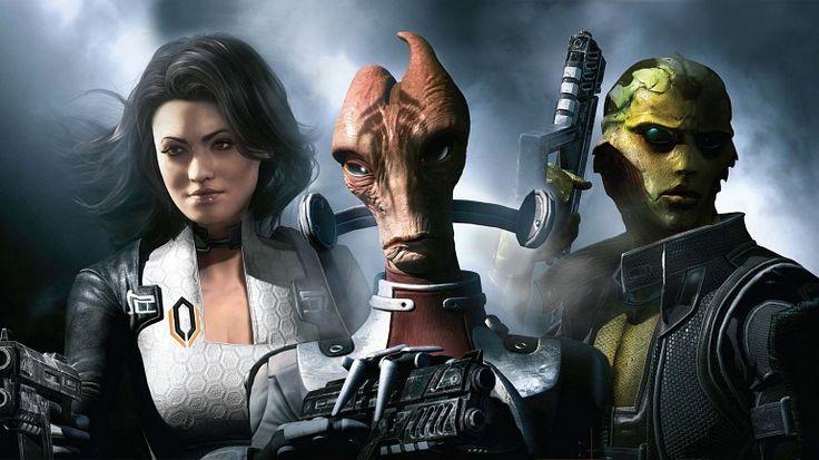Información De Juegos : Lo próximo de BioWare también será de ciencia ficc...