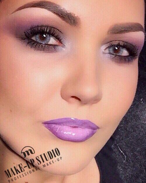 Lilac beauty. #makeupstudionl