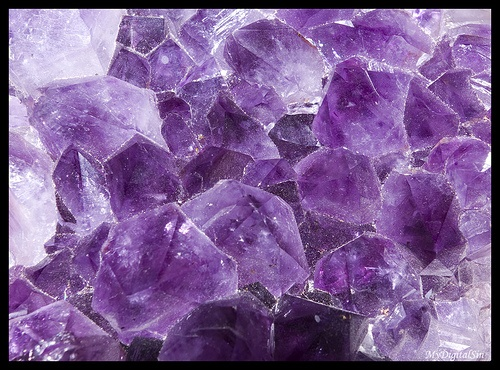 Purple Crystal | Agates/Crystals/Gems/Geodes/Jewelry ...