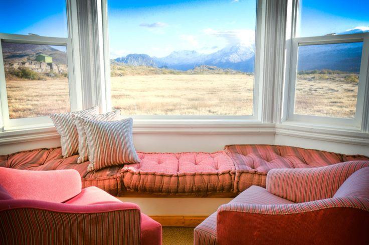Estancia Cristina Room with a view, Argentina