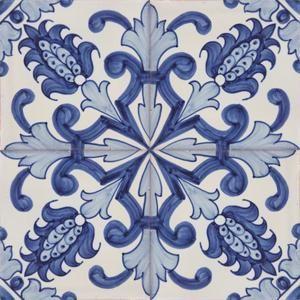 Estampa tendência: Azulejo Português