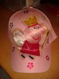 gorra para niña
