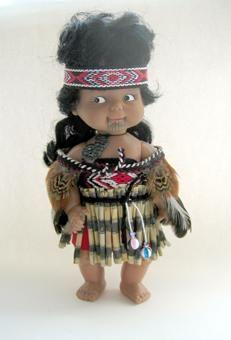 20cm Maori Female Doll in full Kapa Haka costume http://www.shopenzed.com/20cm-maori-female-doll-in-full-kapa-haka-costume-xidp150481.html