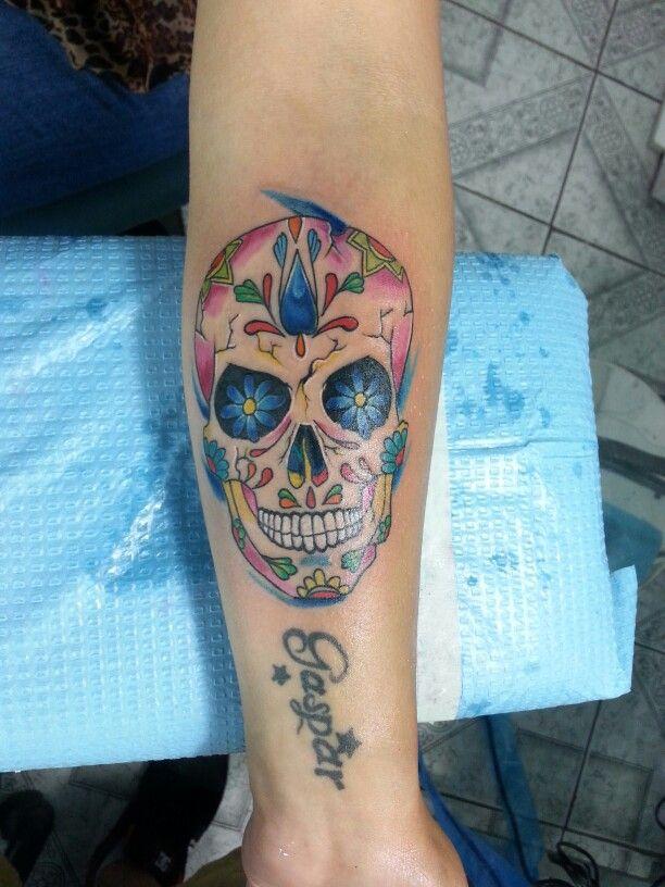 Skull chican