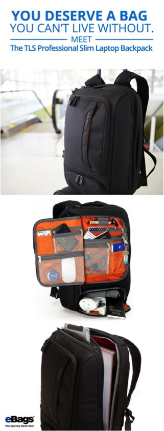 You don't need to leave your paved pathway to fully appreciate a bag that's built to handle a mountain of tasks. With design features that come from the ones who've experienced it firsthand, these bags are packed with features that simply make everything easier. You're everyday adventure could always use a little urban utility, and the packs from eBags are made to handle everything your daily routine can throw at them with enough durability to last way past the 9-5.