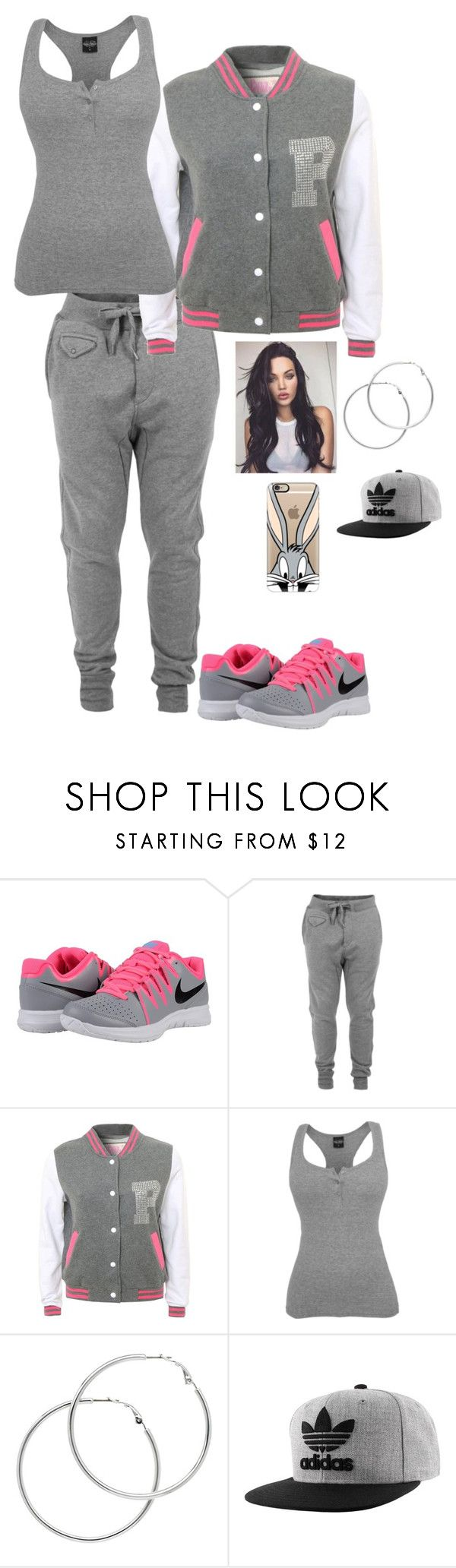 """""""Flawless"""" by anna-dxxxi ❤ liked on Polyvore featuring NIKE, Diesel, Paul's Boutique, Melissa Odabash, adidas Originals and Casetify"""