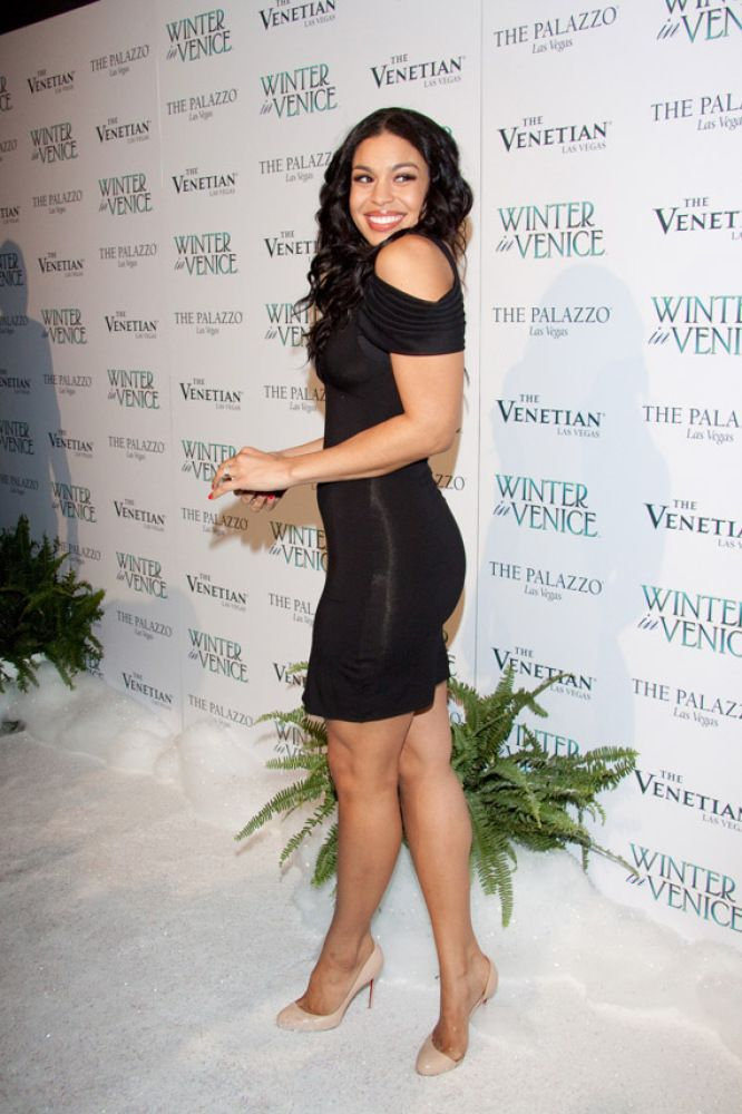 Curvy Diva-in-the-Making: Jordin Sparks