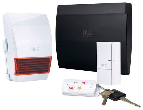 ALC - Wireless Security System Starter Kit - White