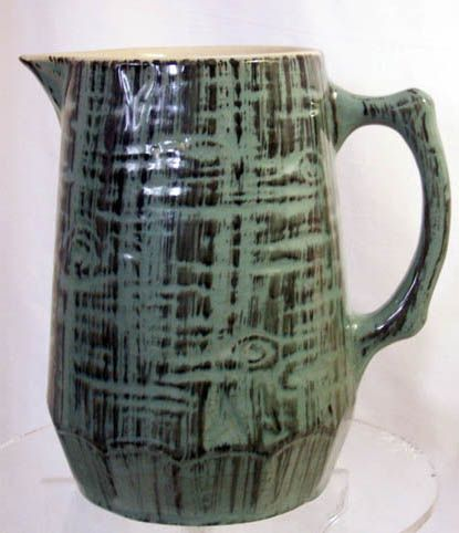 Birch Bark Pitcher by Medalta Potteries (1965) - Unknown