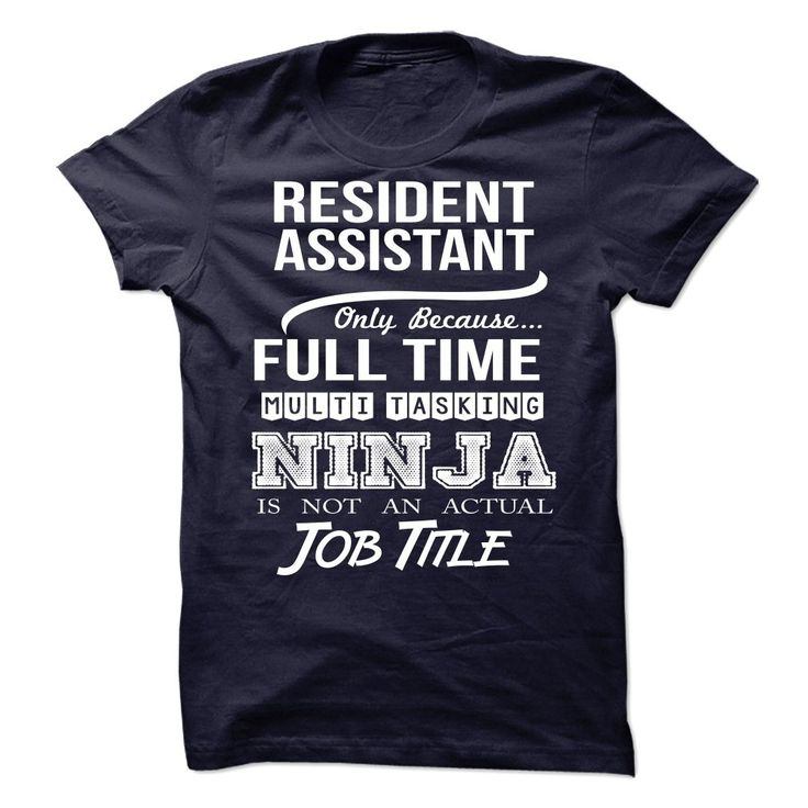 Best Resident Assistant TShirts  Hoodies Images On