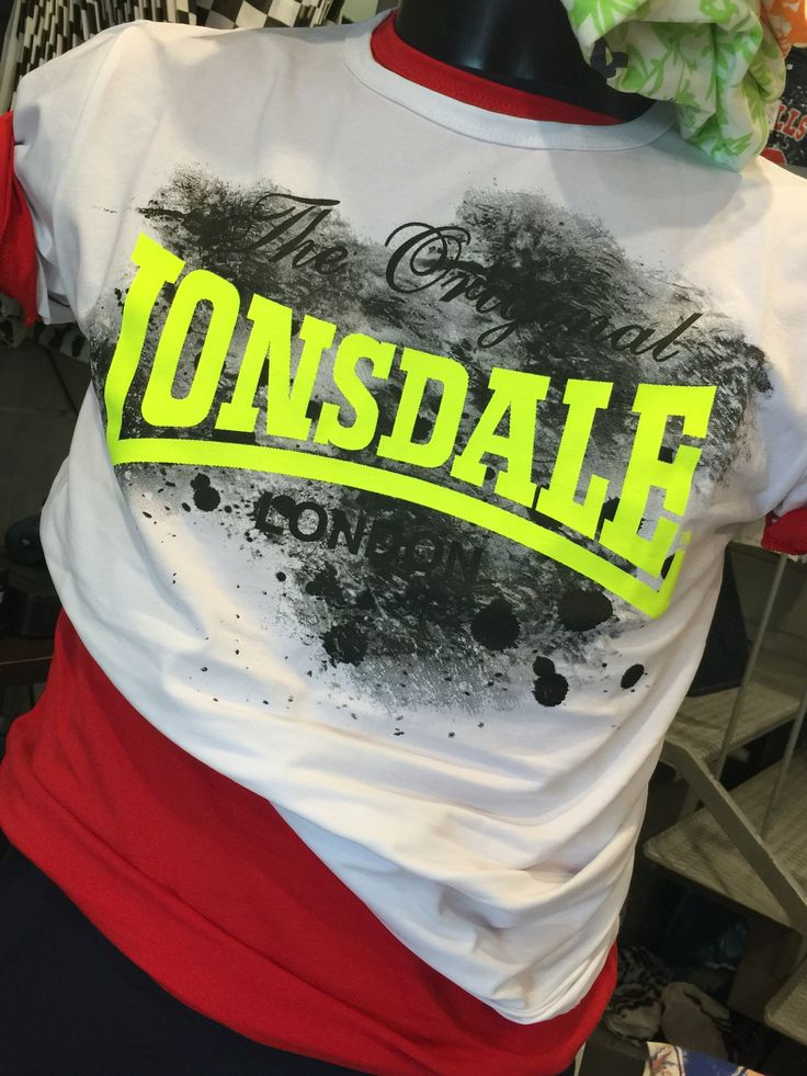 T-shirt lunsdale