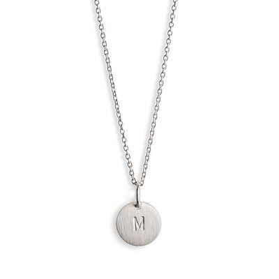 Enkel LoveTag-ankarkedja i sterling silver. Välj en LoveTag och gör ankarkedjan personlig och unik.