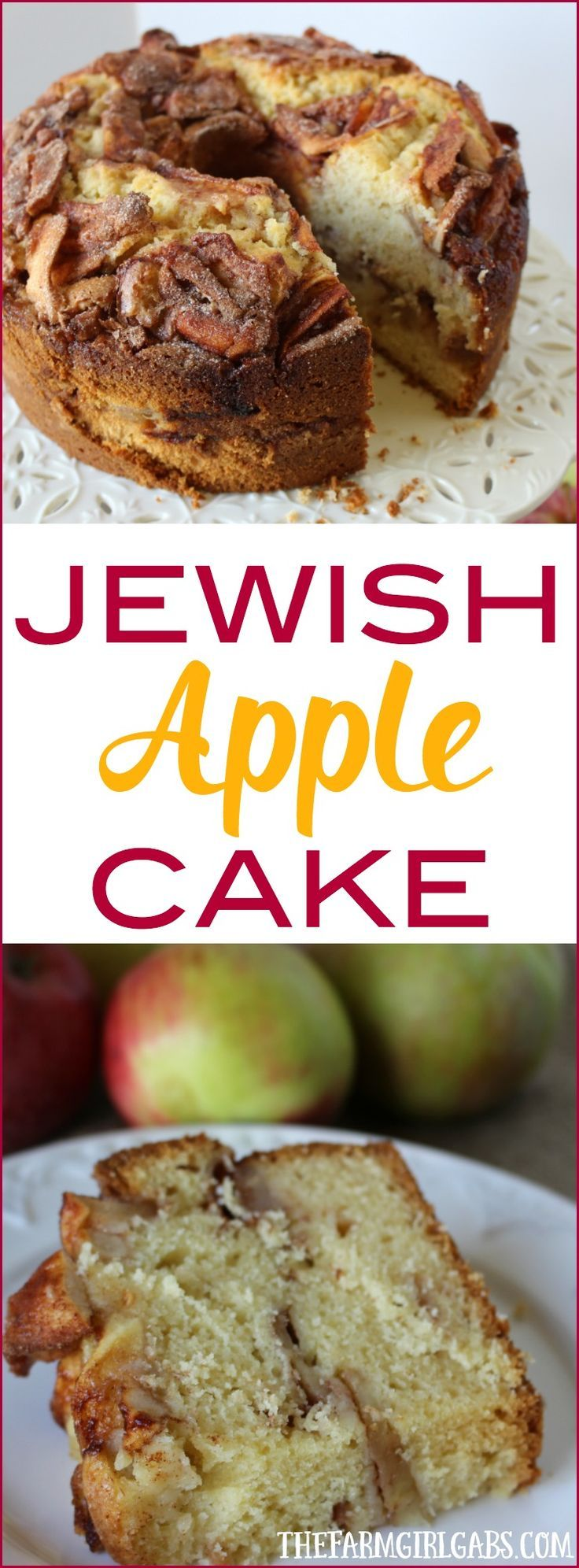 Apple cake passover recipe