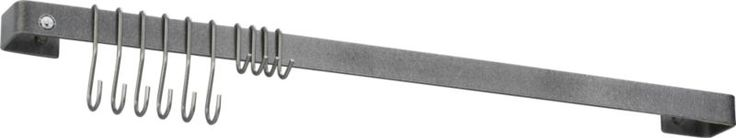 """Enclume® 36"""" Cookware-Utensil Bar  