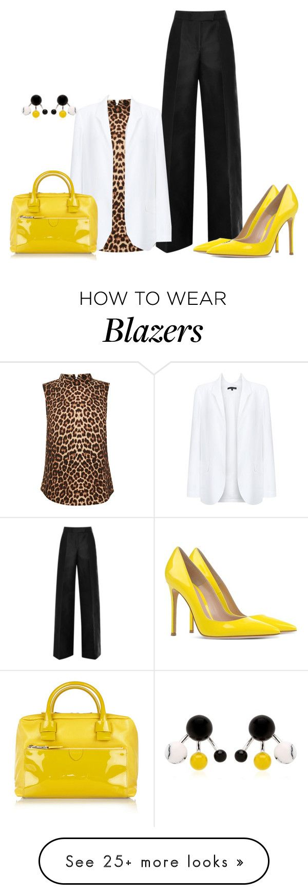 """Wild Sunsplash"" by sweetnuff on Polyvore featuring Antonio Berardi, Oasis, Theory, Gianvito Rossi, Marc Jacobs and Eshvi"
