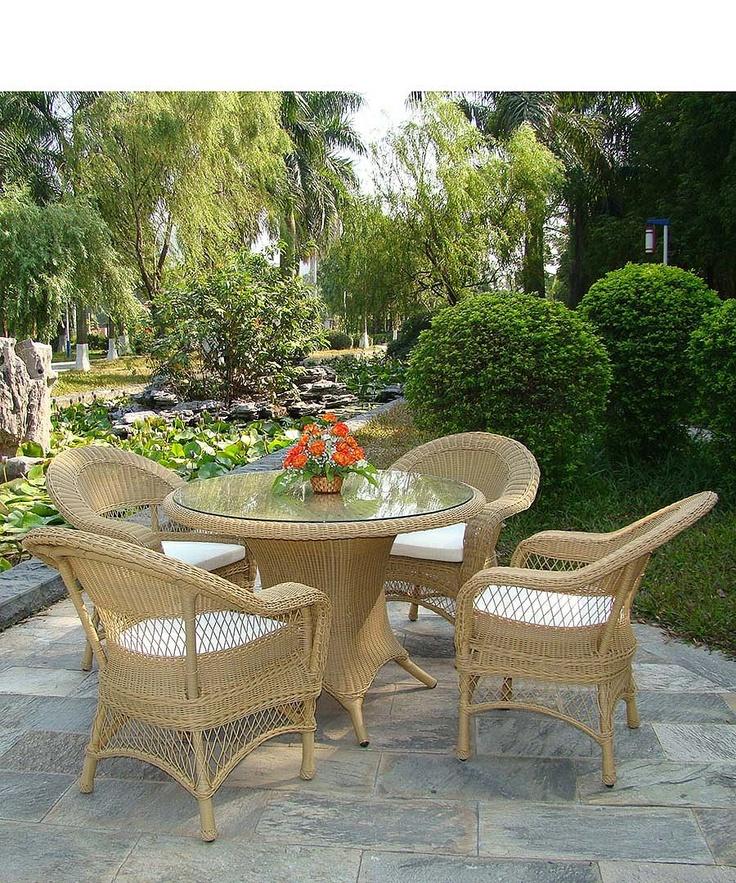 20 beste ideen over Rattan garden furniture sale op Pinterest