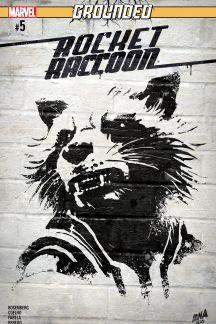Rocket Raccoon (2016) #5