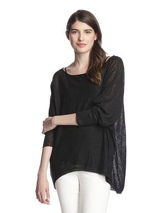 46% OFF Acrobat Women's Dolman Sleeve Sweater (Black)