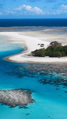 Great Barrier Reefs off of Queensland North east Austrailia