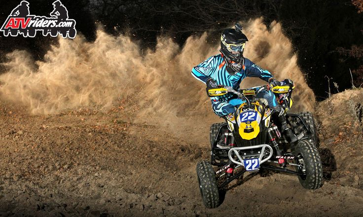atvriders.com | Motoworks' #22 Cody Miller - Can-Am DS450 Sport ATV