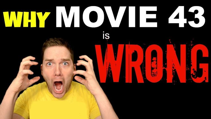 Why MOVIE 43 is Wrong - Chris Stuckmann - Movie Reviews