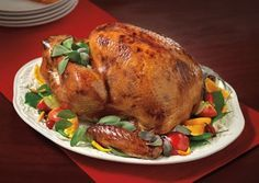 HOW TO COOK TURKEY: | Butterball®-includes weight charts and temp. recommendations (165 deg. in breast center).