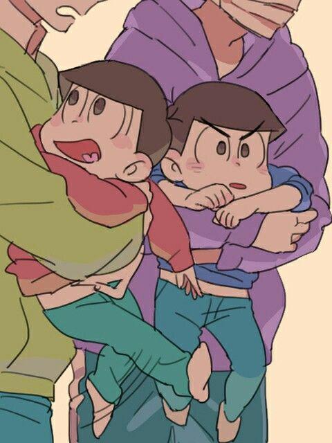 Osomatsu and Karamatsu