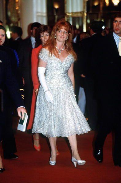 Sarah Ferguson Duchess Of York Australia 1988
