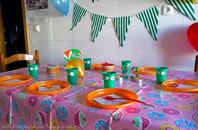 ArTime: A minha festa de aniversário