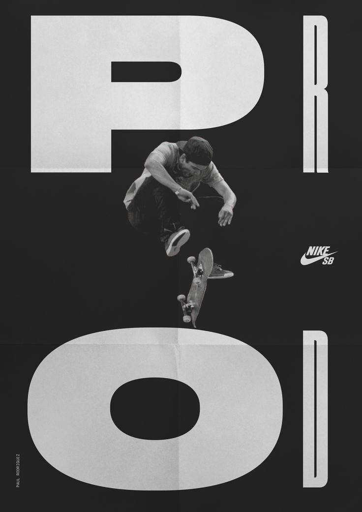 Nike SB. Paul Rodriguez