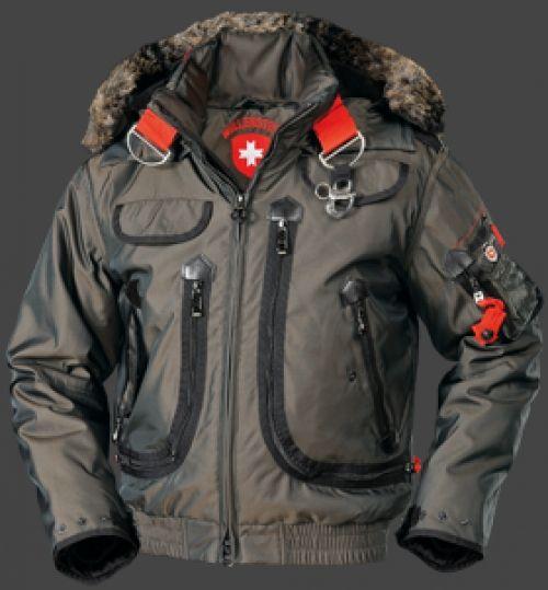 Wellensteyn Rescue Jacket, RainbowAirTec, Goldenbrown