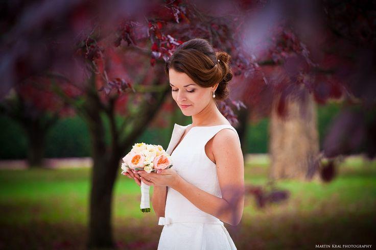 Prague Wedding Photography - Bride