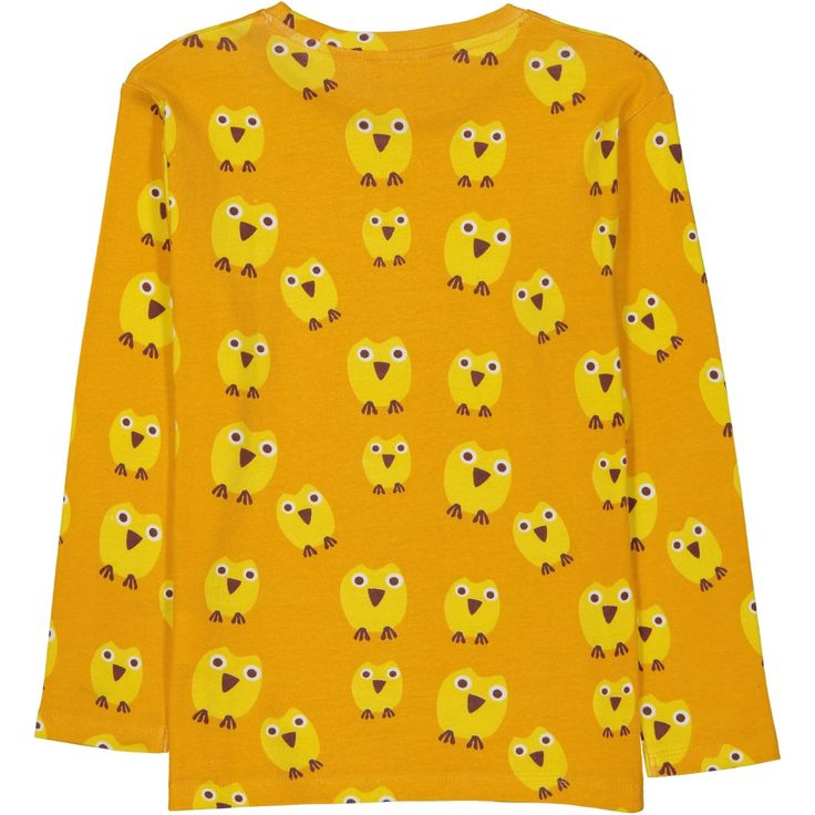 Whistler Owls on Organic Cotton. From Tootsa MacGinty. Available at Modern Rascals.