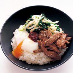 ビビンバ丼 | 脇雅世さんのどんぶりの料理レシピ | プロの簡単料理レシピはレタスクラブネット