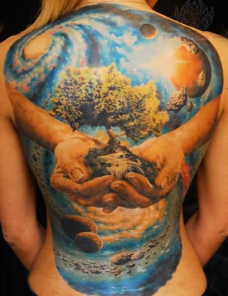 Awesome D Tattoo Designs