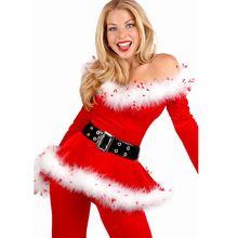 Mascarada del partido cosplay ni a santa claus lencer a - Disfraz de santa claus para nino ...