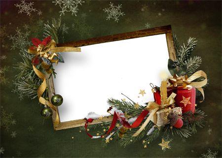 Marcos Navidad. Fotomontajes de Navidad