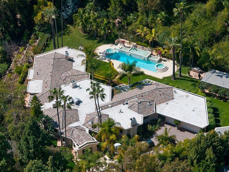 Luxurious mansion in Beverly Hills | Роскошная усадьба в Беверли-Хиллз