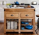 Bastille Kitchen Island | Williams-Sonoma