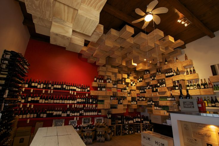 Winefolk, inside Juno Bistro