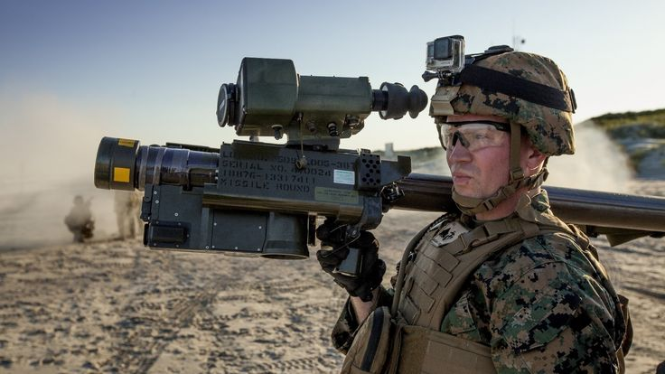 the FIM-92 Stinger is a passive surface-to-air missile, that can be shoulder-fired by a single operator (although standard military procedure calls for two operators, spotter and gunner). The FIM-92B missile can also be fired from the M-1097 Avenger and the M6 Linebacker. The missile is also capable of being deployed from a Humvee Stinger rack, and can be used by airborne troops. A helicopter launched version exists called Air-to-Air Stinger (ATAS).