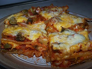 dutch oven vegetable lasagna