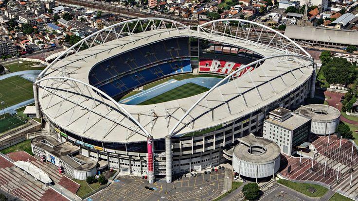 Estadio Olimpico Joao Havelange Engenhao Engenho de