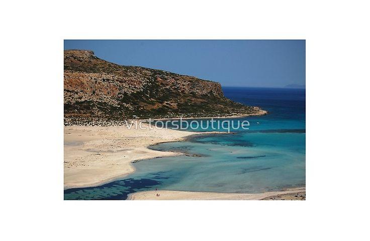 Paradise on Earth- Balos Lagoon in Crete