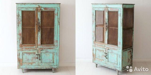 Антикварный шкаф - витрина 50 годы купить в Санкт-Петербурге на Avito — Объявления на сайте Avito